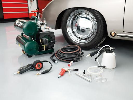 my garage tools