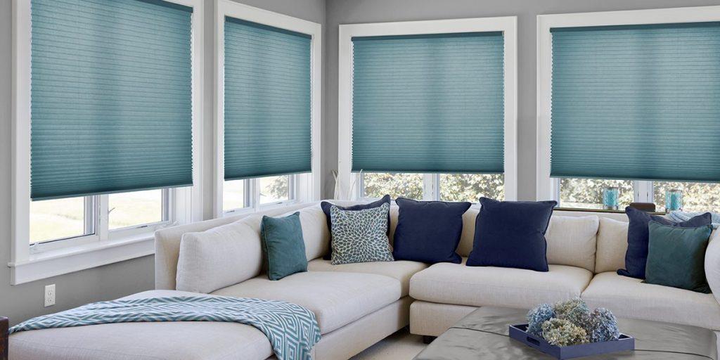 choosing window treatments