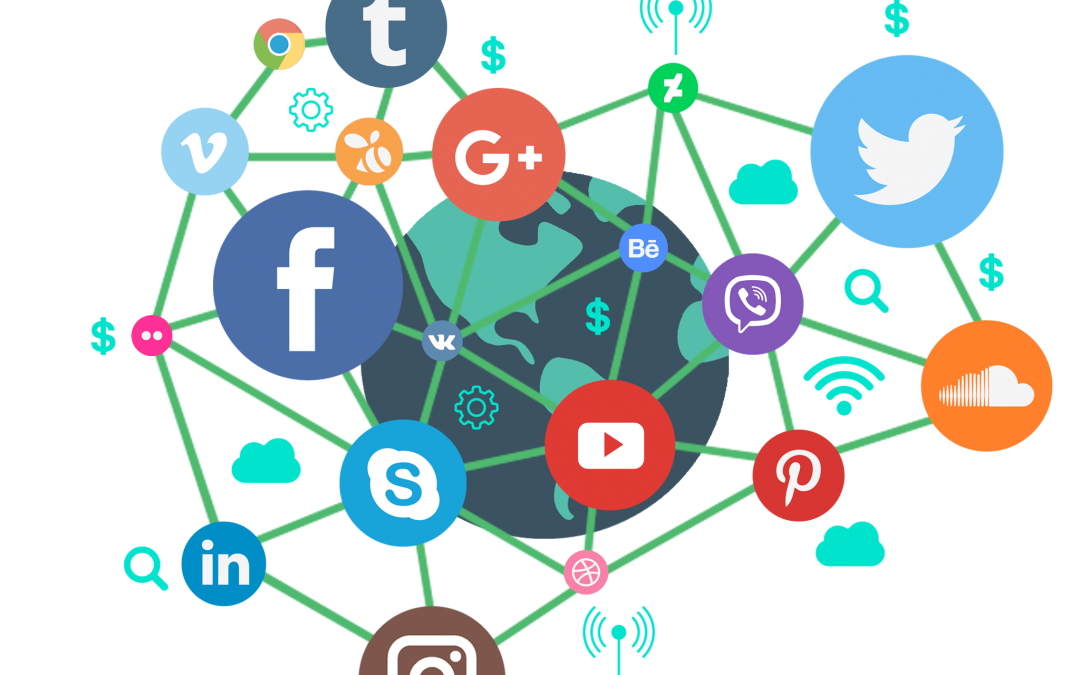 What are the benefits of social media marketing?