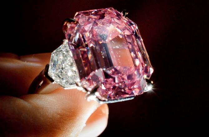 Best Pink Diamond Pendant